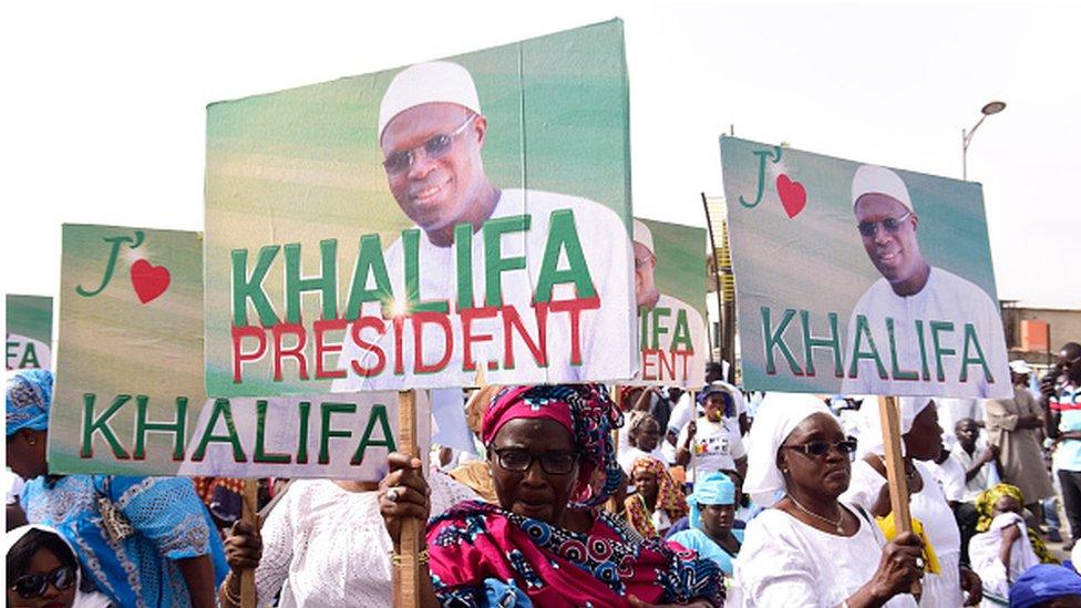 Sénégal: la défense de Khalifa Sall a misé sa dernière carte