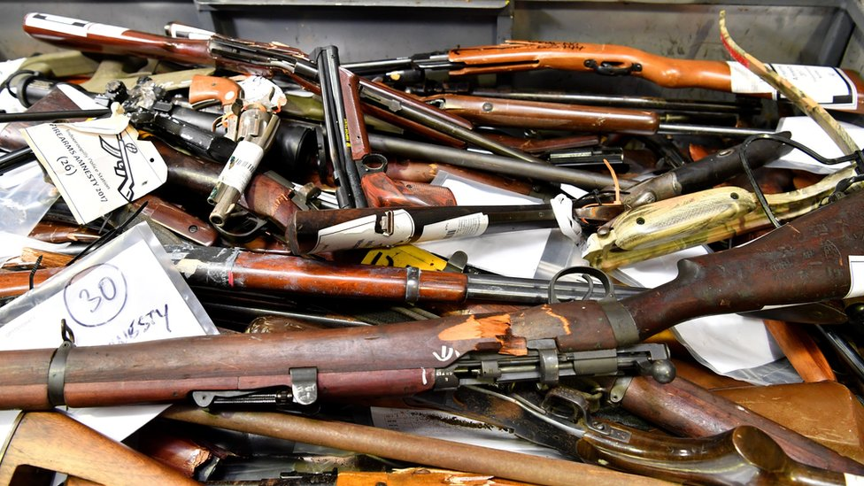 Australia risks 'chipping away' at gun laws, ex-deputy PM says