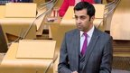 International Development Minister Humza Yousaf