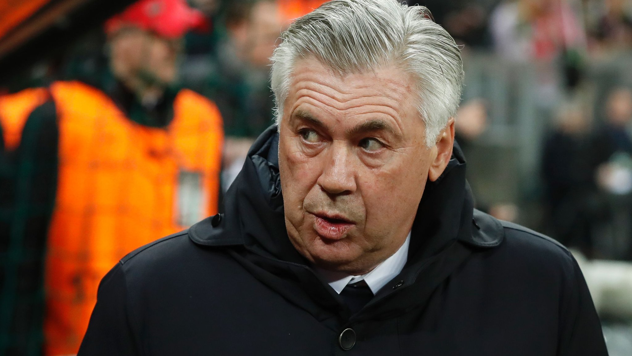 Carlo Ancelotti: Bayern Munich boss not punished for middle finger gesture