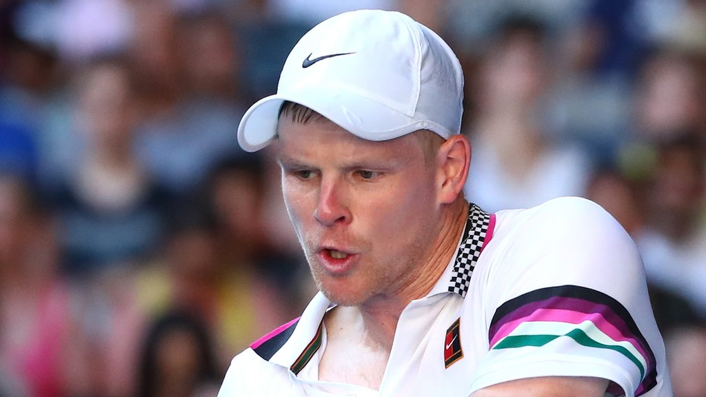90a2f7f7 Kyle Edmund wins Challenger event at Indian Wells - Britain's Kyle Edmund  secures a comfortable 6-3 6-2 win over Andrey Rublev in the final of the  Oracle ...