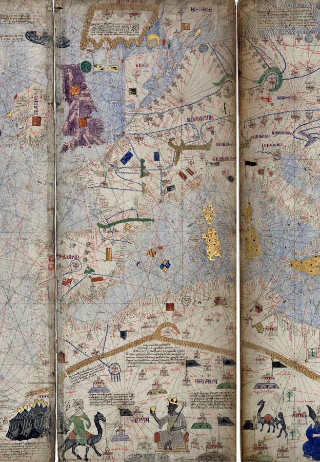 Detalle del Atlas