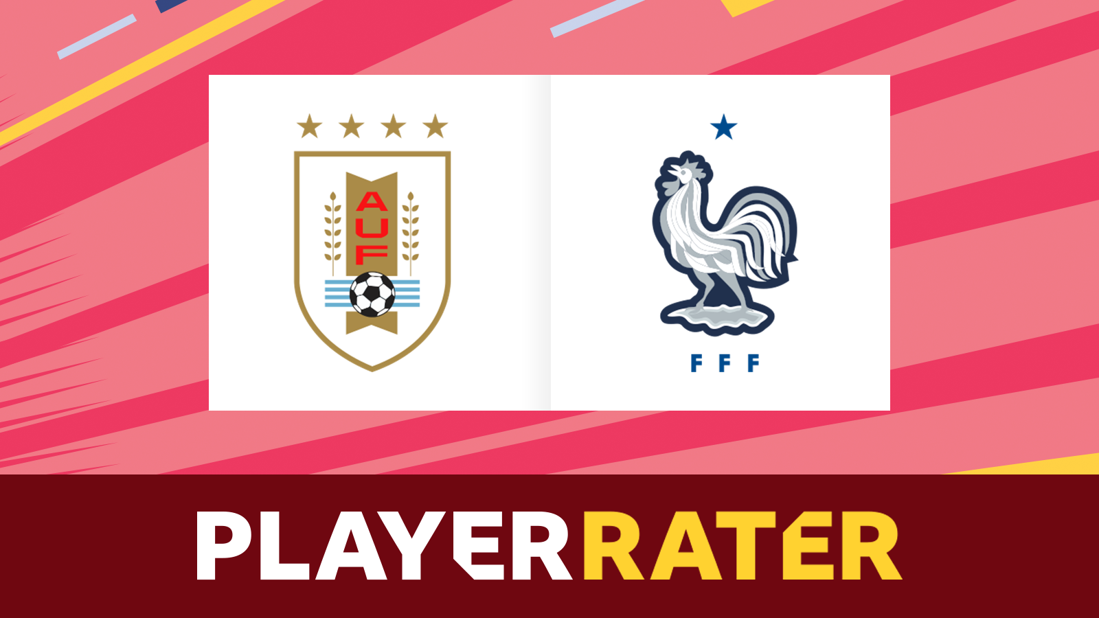 World Cup: Uruguay v France - rate the players