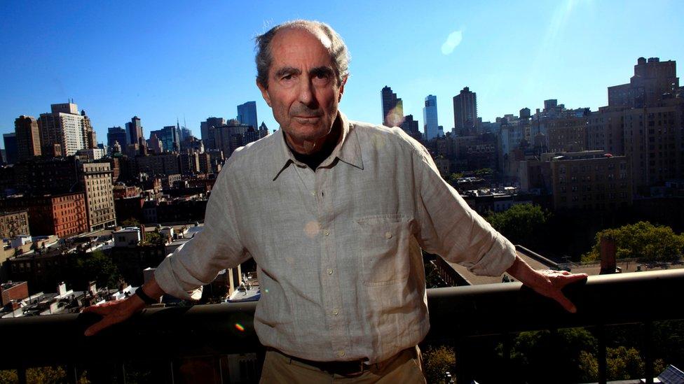 Author Philip Roth dies aged 85