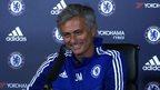 VIDEO: Mourinho laughs off Martinez criticism