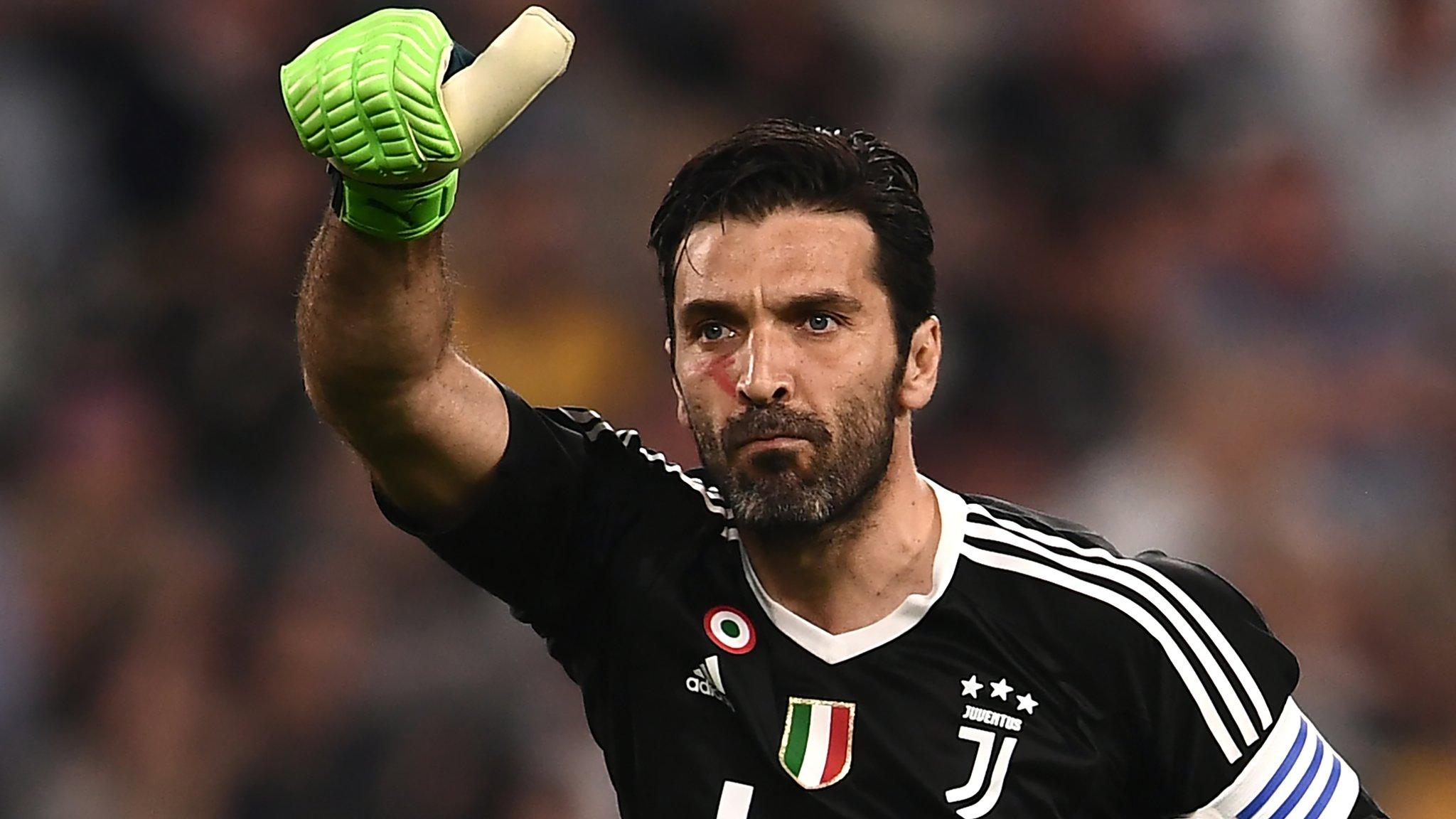 Gianluigi Buffon: Italy goalkeeper to play final game for Juventus