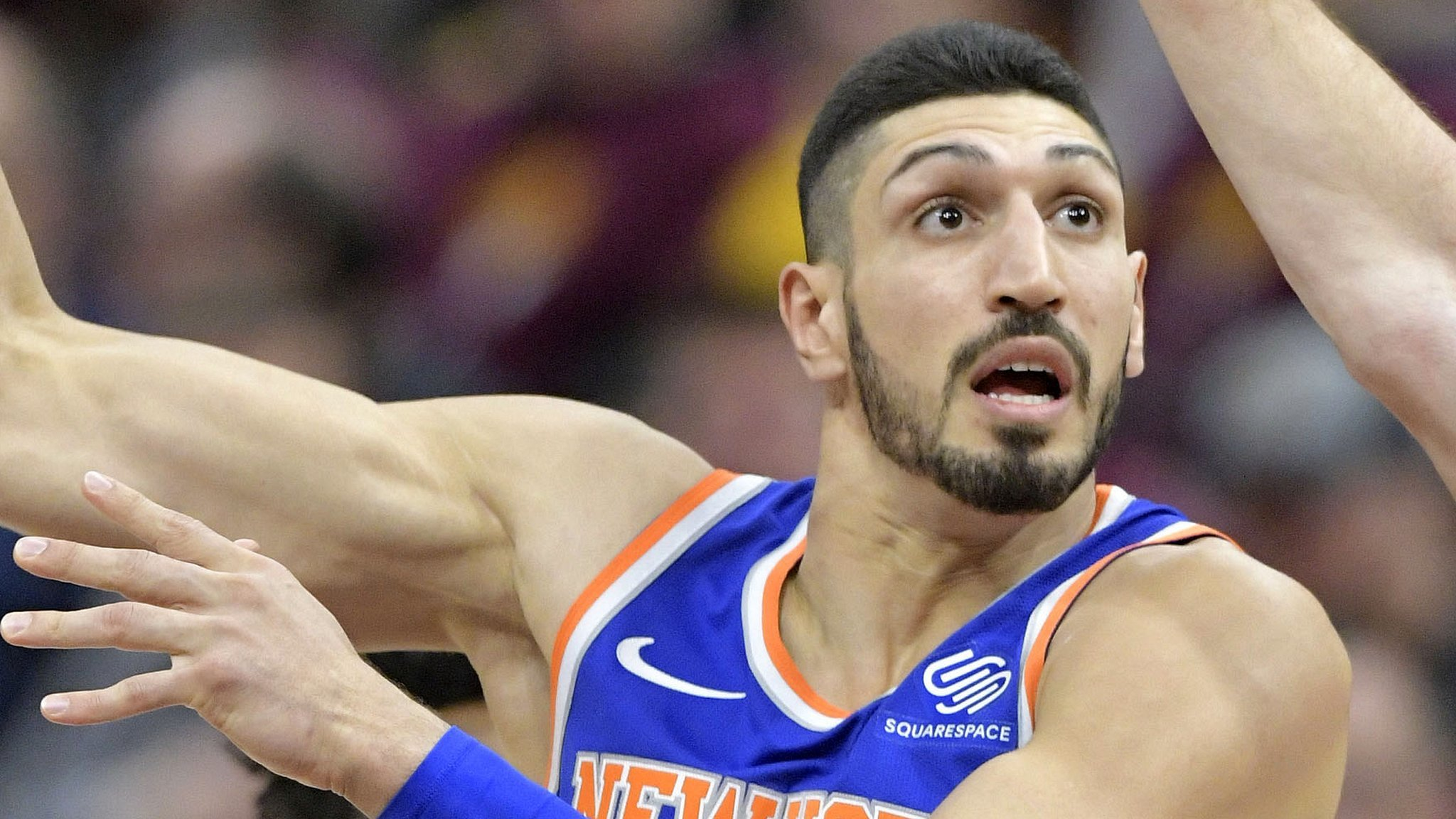 Enes Kanter: Turkey seeks arrest of New York Knicks star - media