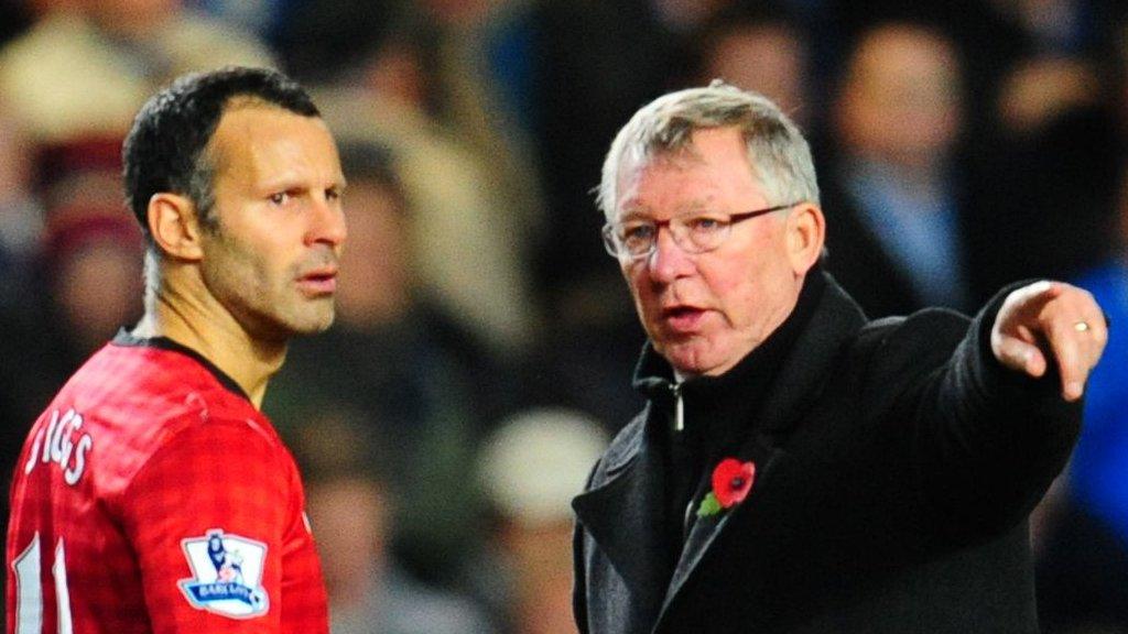 'Copy Ferguson' - Lippi's advice to Wales boss Giggs