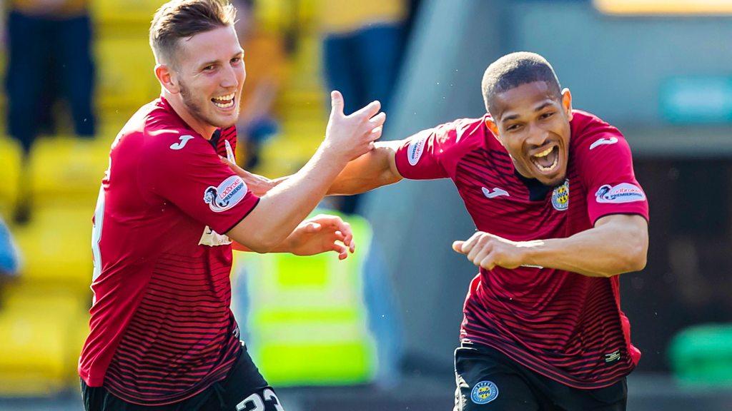 Highlights: Livingston 1-3 St Mirren