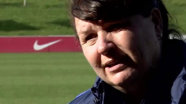 Mo Marley: England women's interim boss says she wants to give players stability