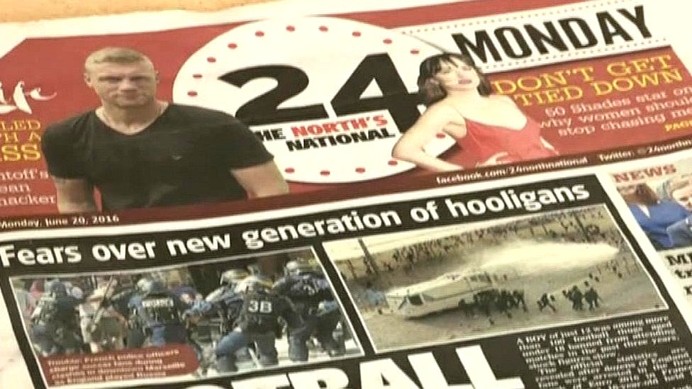 North's 'national daily' newspaper 24 closes after six weeks