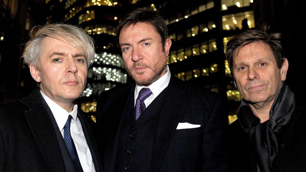 Duran Duran 'shocked' by court defeat