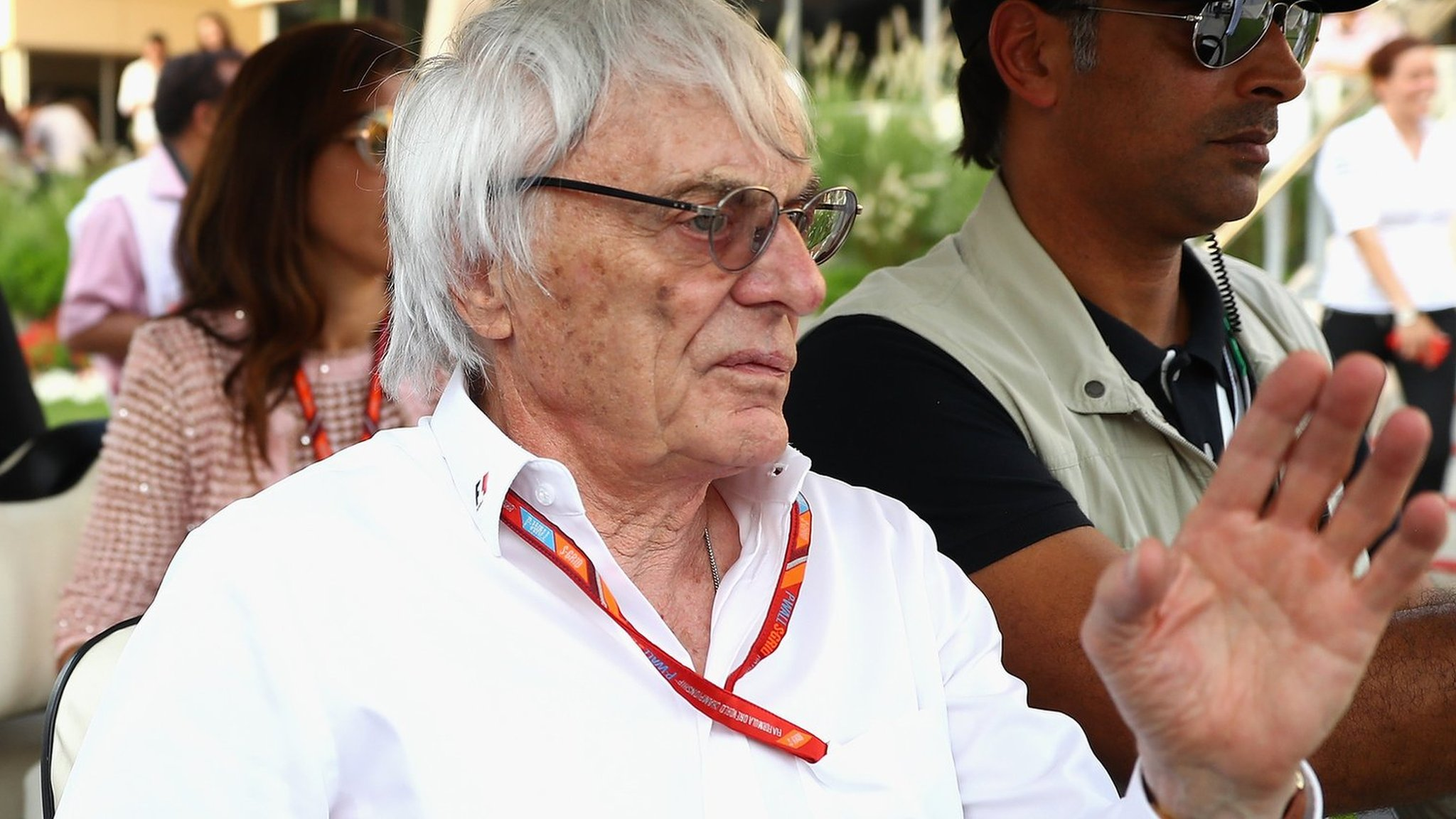 Formula 1: Bernie Ecclestone says new owners don't want his input