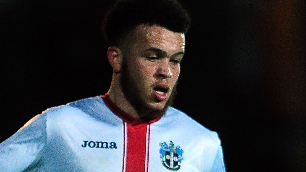 Louis John: Cambridge United sign Sutton United defender on free transfer