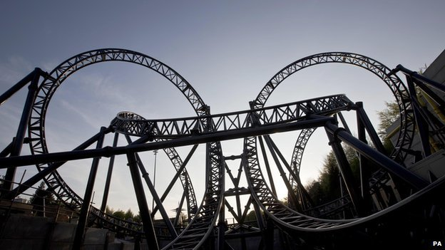 Alton Towers Smiler ride crash victims sue park's owners | BBC
