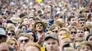 How Glastonbury protects ticket sales
