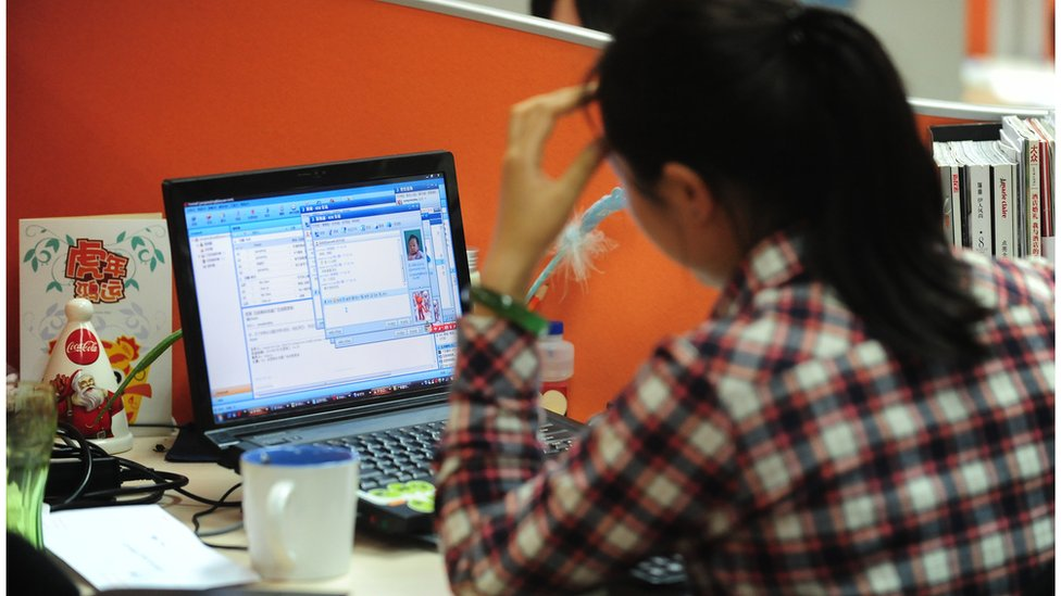 Chinese tech giants' sexist job ads exposed