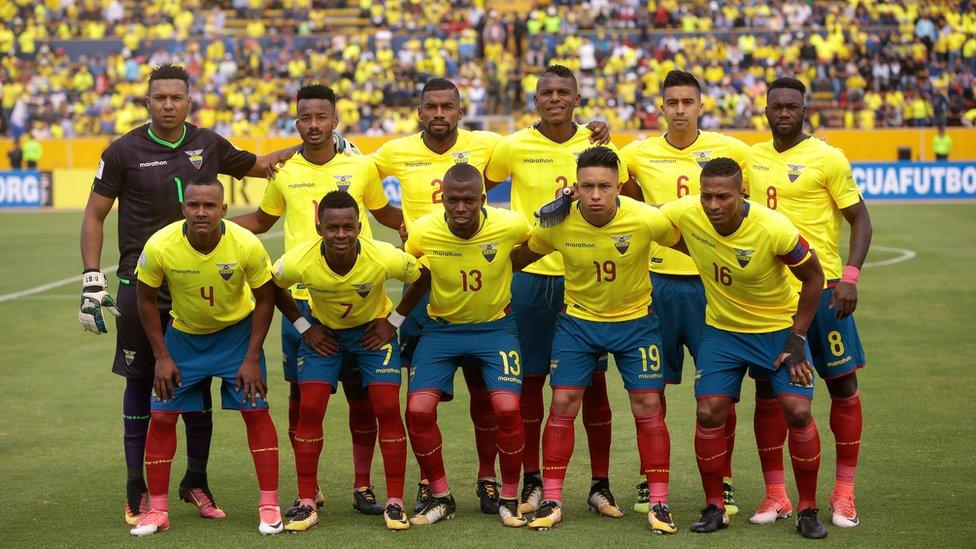 Ecuador sorprendió en el comienzo de las eliminatorias, pero después cedió muchos puntos de local.