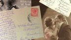 Postcards from WW1