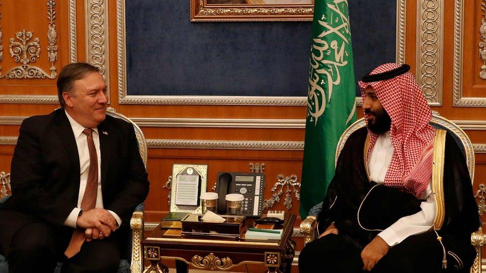 Jamal Khashoggi: Trump gives Saudi benefit of doubt in Khashoggi case