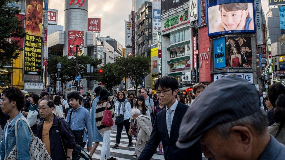 Los últimos escándalos han afectado la reputación de Japón.