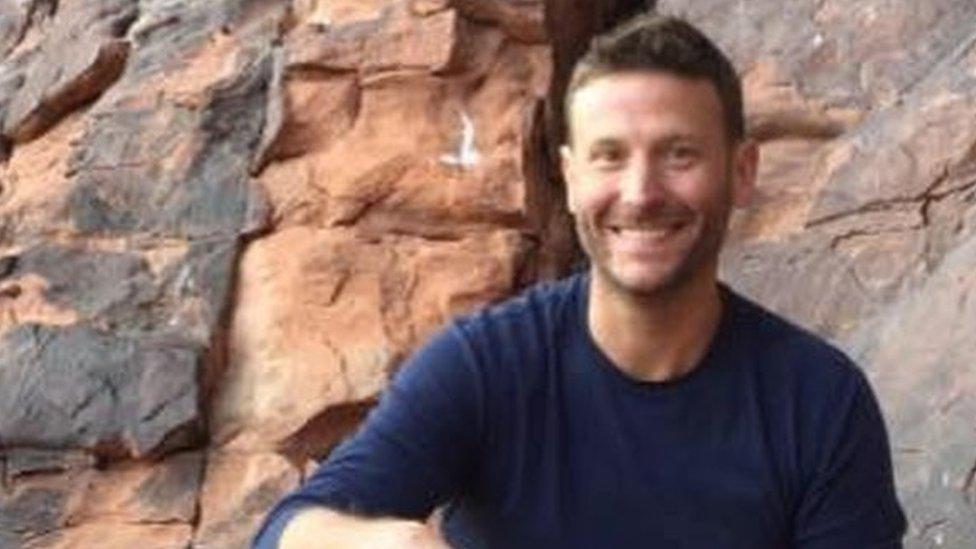Kenya attack victim Jason Spindler was '9/11 survivor'