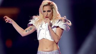 BBC - Newsbeat - Lady Gaga hits back at body shamers after Super Bowl