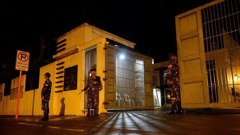 اعلام حکومت نظامی در جنوب فیلیپین 'برای مقابله با پیکارجویان مرتبط با داعش'