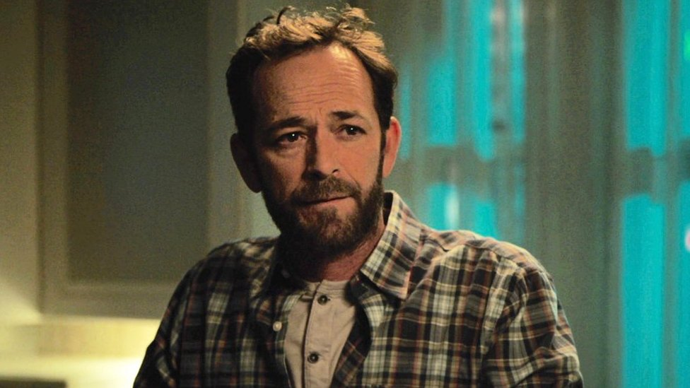 Riverdale fans' emotional goodbye to Luke Perry