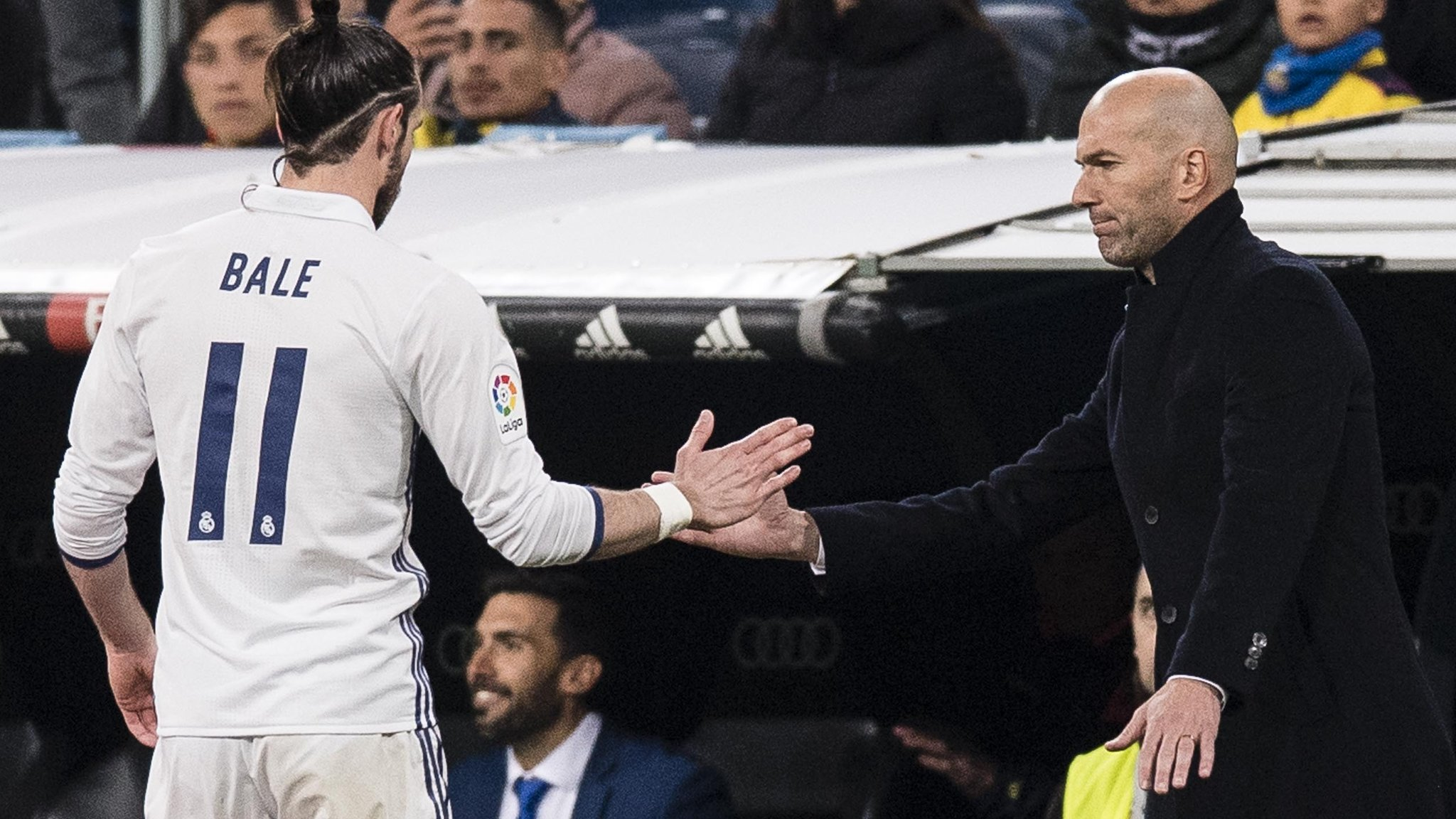 Truth or Not? Zinedine Zidane: Returning Real Madrid manager 'counting' on Gareth Bale