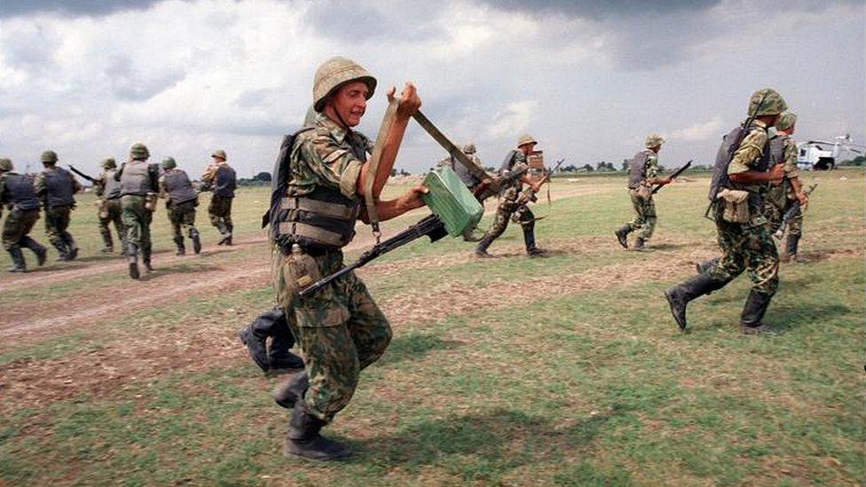 """قوات الأمن الروسية """"تقتل 5 مسلحين بينهم أمير تنظيم الدولة الإسلامية في شمال القوقاز"""""""