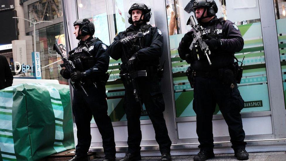 Підозрюваний у вибуху в Нью-Йорку попереджав Трампа на FB