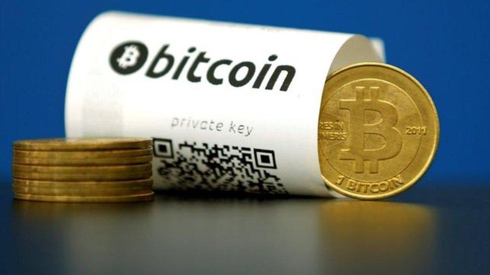 El valor de las monedas virtuales se incrementó en los últimos meses.
