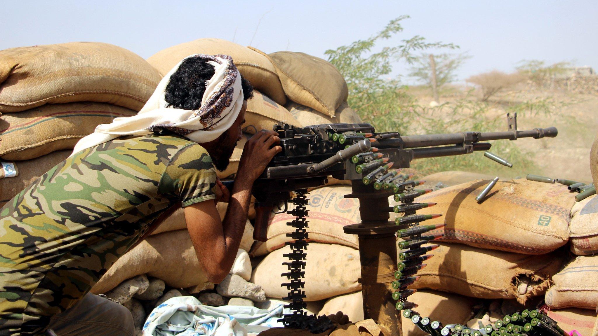 UAE arming Yemen militias with Western weapons - Amnesty