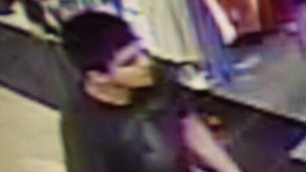 Washington state attack: Manhunt after Burlington shootings