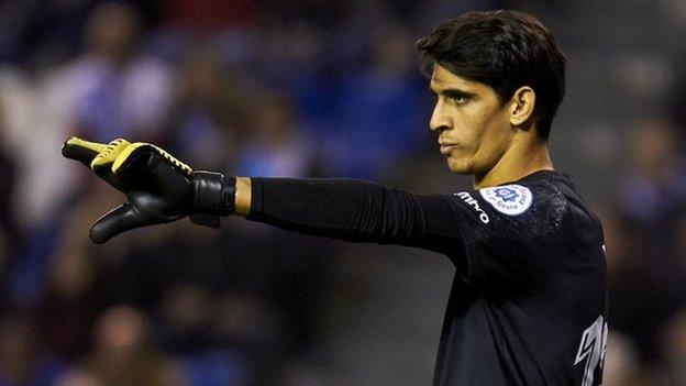 Morocco's Bounou extends deal at Girona