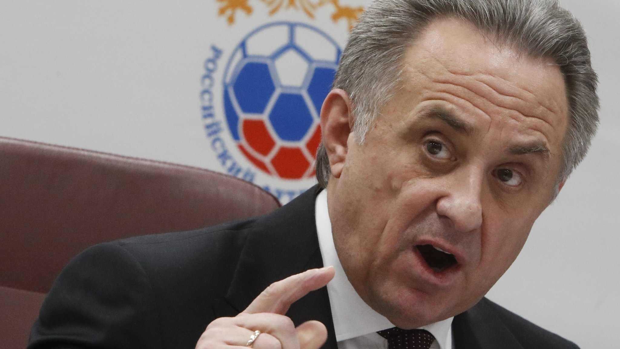 Russia's Mutko leaves World Cup organising role