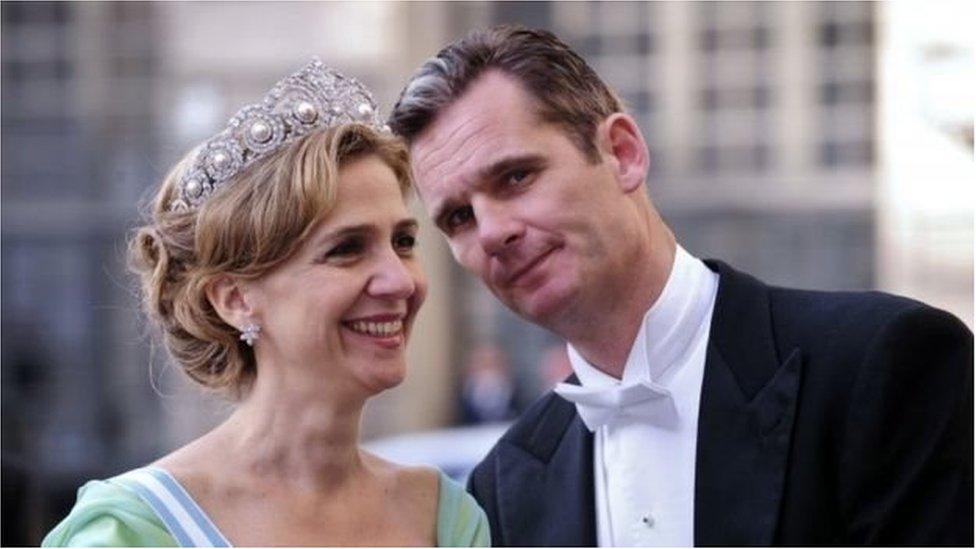 Putri Spanyol Cristina bebas dari tuduhan penipuan pajak