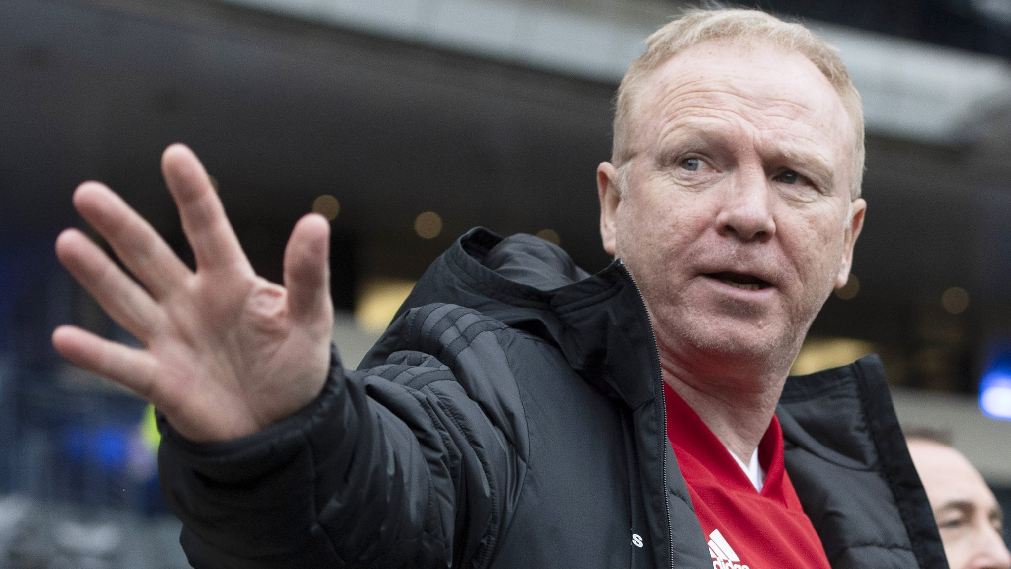 Alex McLeish: The numbers that led to the Scotland head coach departing