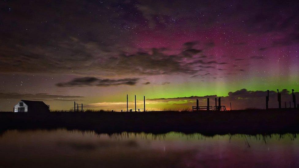 Thornham Staithe: 'Magical' Norfolk coast captured in photographs