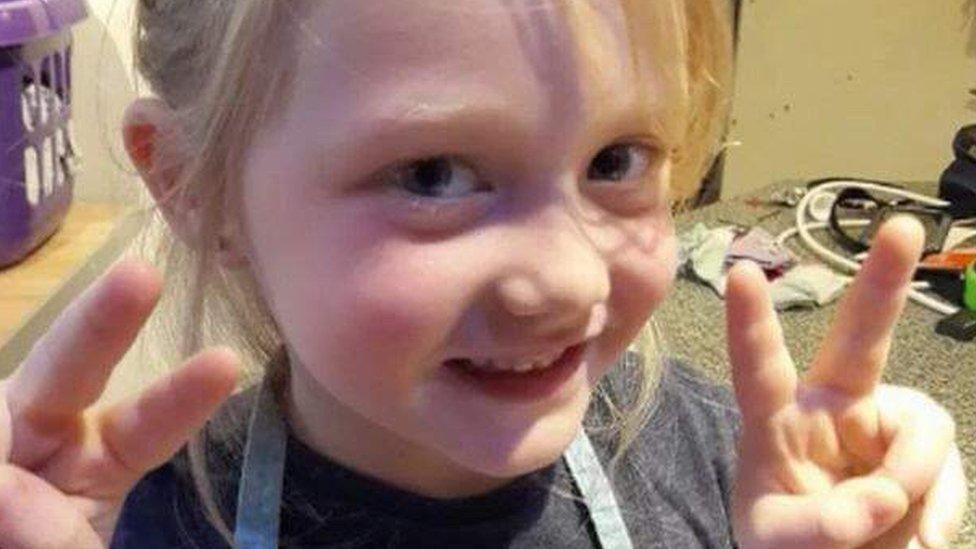 Alesha MacPhail murder: Boy, 16, found guilty
