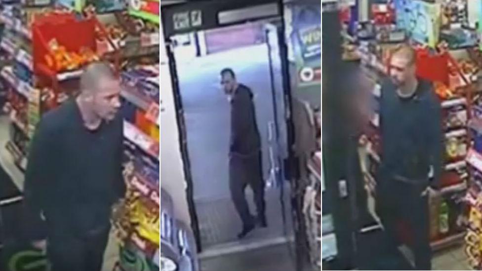 <![CDATA[Michael Martin: CCTV shows 'murder' victim's last known sighting]]>