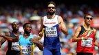 VIDEO: GB quartets into 4x400m relay finals