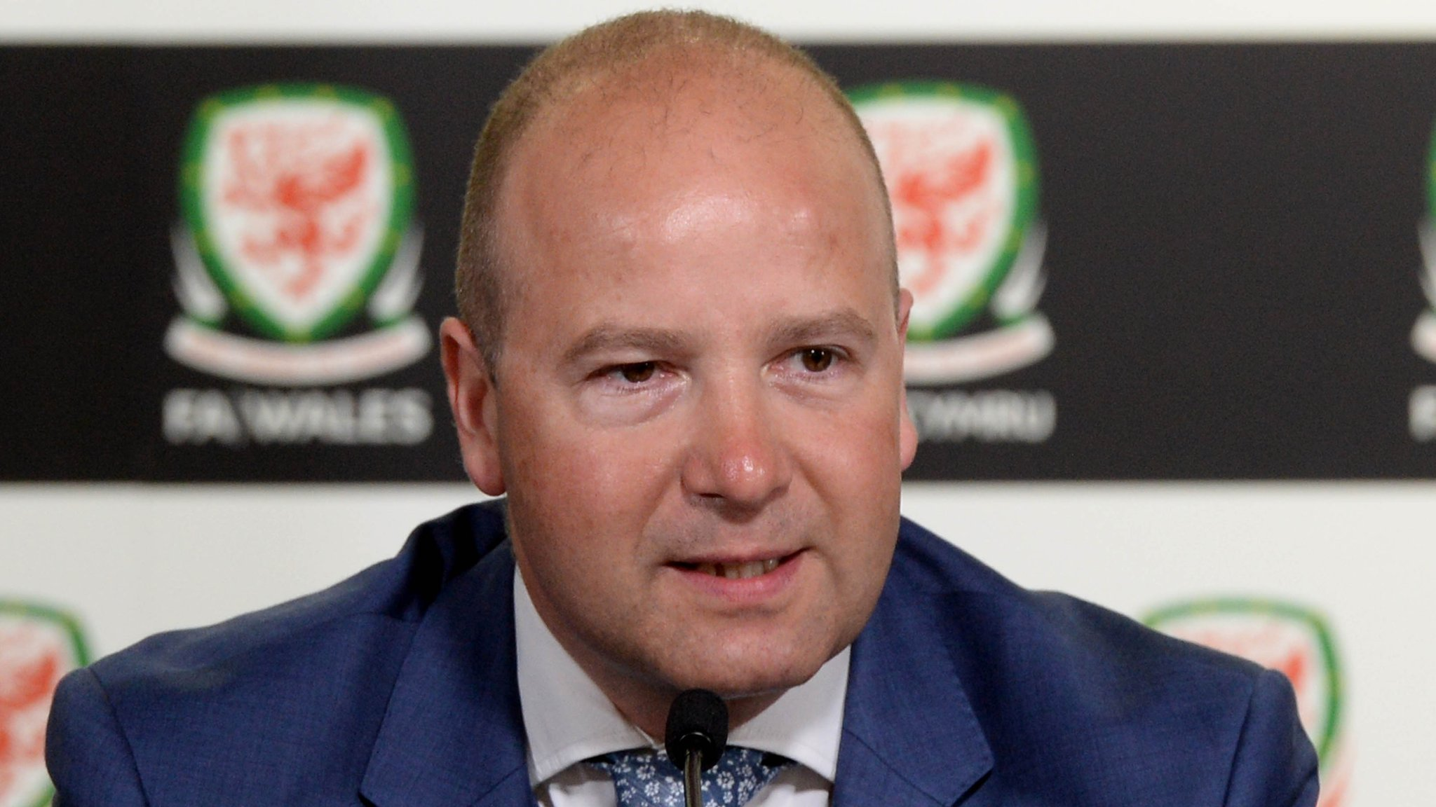 Wales football chief faces investigation over next manager 'definitely not English' comment
