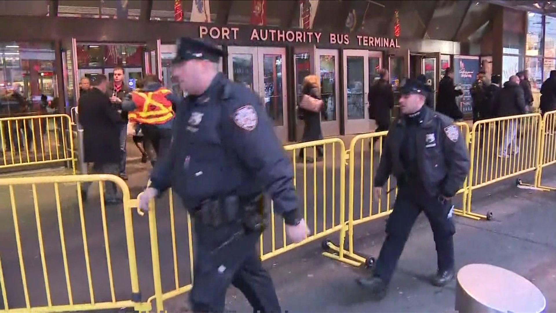 'Âm mưu khủng bố thất bại' ở New York