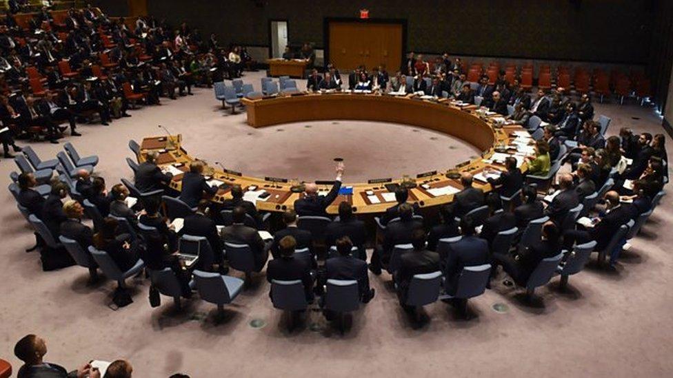 فيتو روسي ضد تمديد تحقيق الأسلحة الكيماوية في سوريا