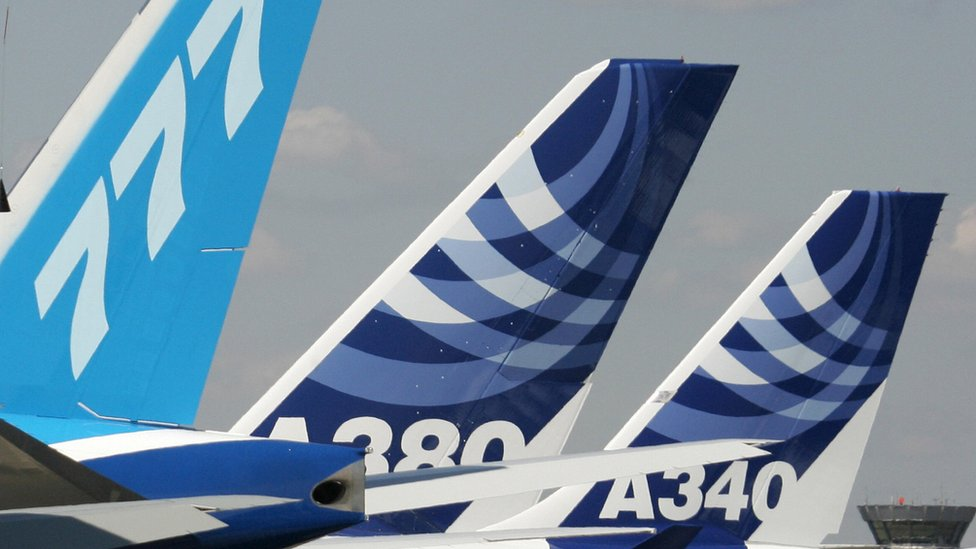 Битва титанів: як Boeing обійшов Airbus і програв йому