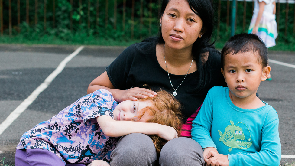 'Four women I hope my children never forget'