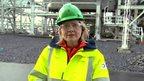 BBC Scotland correspondent Lorna Gordon