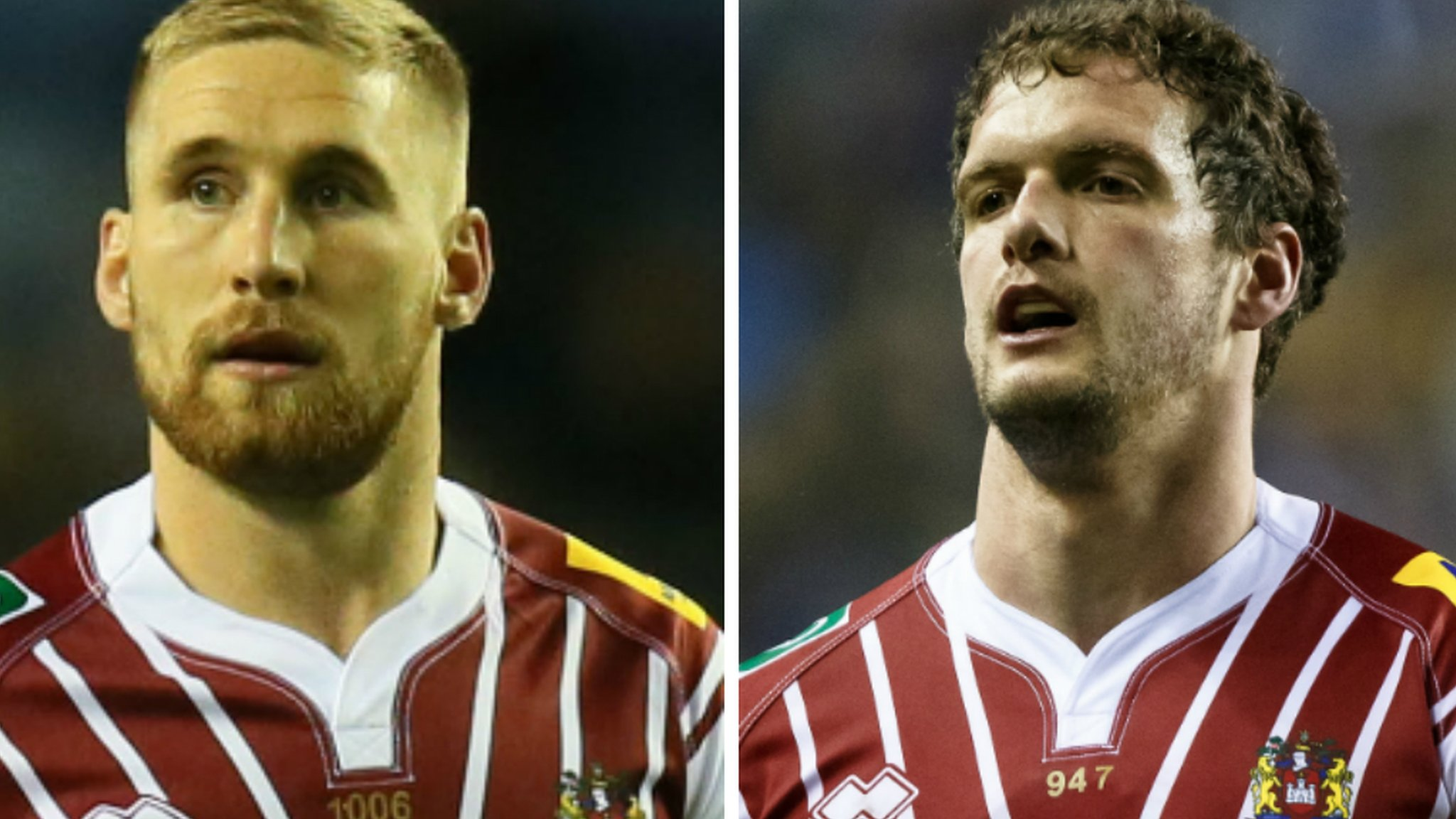 Wigan duo to miss Super League play-offs